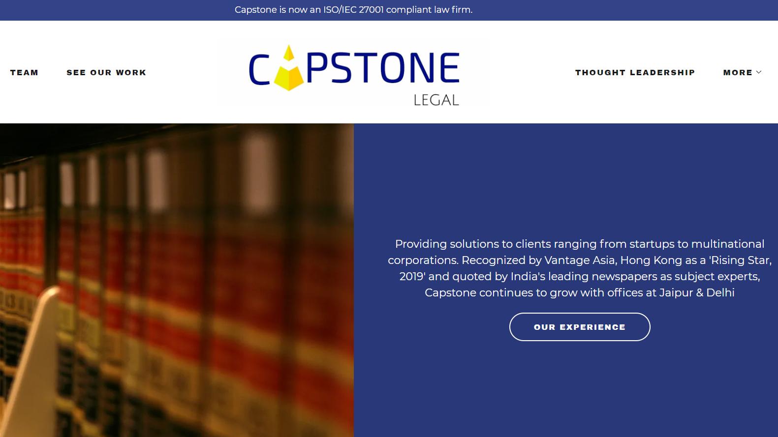 Capstone Legal