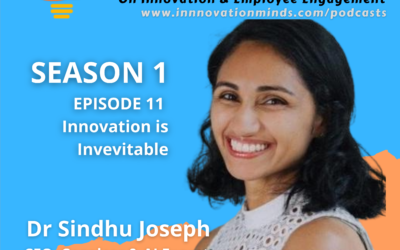 ArtificiaI Intelligence & Engagement – Innovation is Inevitable, with Dr. Sindhu Joseph