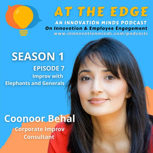 Improv With Elephants and Generals – New Ways of Engagement with Coonoor Behal